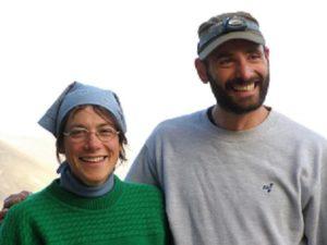 Anna Bortoletto e Amos Locatelli